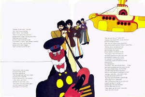 Official Beatles Yellow Submarine Magazine