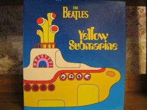 Тоже Yellow Submarine, только книга.