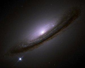 Взрыв Сверхновой в галактике NGC 4256