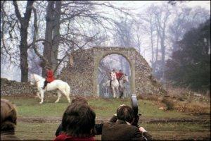 ...потихоньку подошел к Тому Самому Месту... клип Penny Lane (на лошадках)...