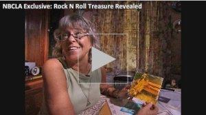 Exclusive: Rock 'N Roll Treasure Revealed