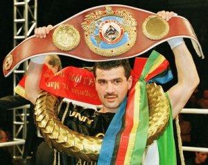 Оказывается, не только Борат годится во Фредди. Из интервью с боксёром, чемпионом мира по версии WBO, Артуром Григоряном: