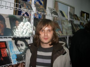 Андрей Собыч, организатор Unreliz cover party THE BEATLES