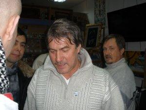 Сергей Климченко, организатор выставки