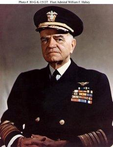 А ты плыви с адмиралом Хелсли