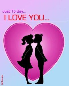 Что есть счастье? - Just to say I love you...