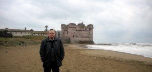 Щас в Тирренском море делать нефиг. Был в ноябре в Риме, ну и ездили в Санта-Северу.