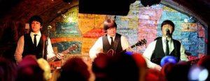 Liverpool's Cavern Club marks 50th anniversary of Beatles' first ever show