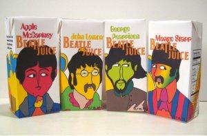 У группы BeatleJuice забавный логотип. ;-)
