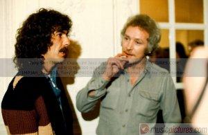 Тони Шеридан и Джордж Харрисон в 70-х