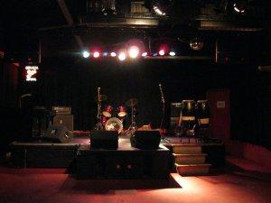 Сцена в клубе Индра