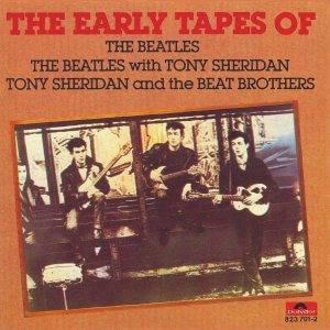 Да ладно вам, если на обложке Битлы, но английским языком написано - The Beatles and Tony Sheridan, что тут стрёмного? Через полчаса выхожу из дома, трепещу