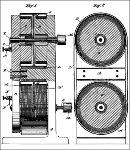 Динамо электрическая машина Н. Тесла.  Униполярный генератор Тесла.