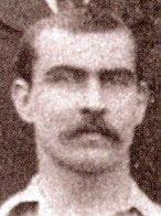 John McCartney, выступал за Ливерпуль с 1892 по 1898 год.