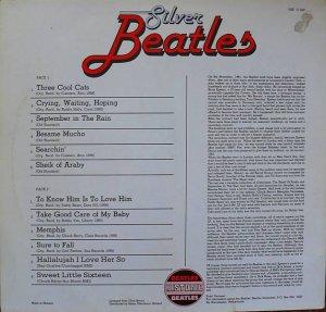 Голландский Silver Beatles (лицевая обложка не такая как выложено здесь)
