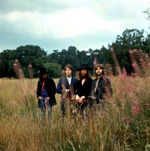 Последняя фотосессия Битлз. 22 августа 1969. Титтенхерст.