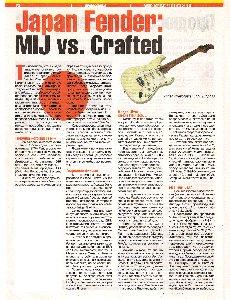 50-летний юбилей гитары Fender Stratocaster