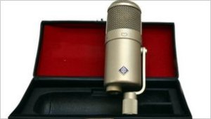 John Lennon microphone sells for £6,000 at auction