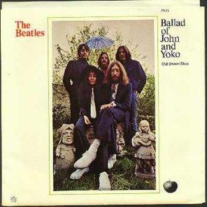 30 мая ,но уже 1969 года -в Великобритании выходит сингл 'The Ballad Of John And Yoko'/'Old Brown Shoe'.