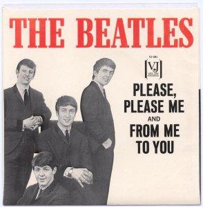 48 лет назад -12.06.1963 Please Please Me -12 недель а Top-10 NME!
