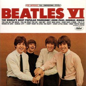 14.06.1965--US release of The Beatles' LP, Beatles VI.