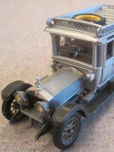 Rolls-Royce Silver Ghost 40/50 1912г. (Corgi) Made in Britain