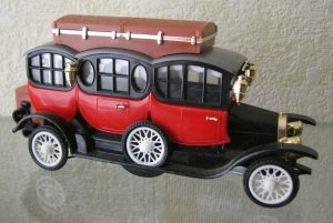 Моя новая-старая мечта - GREGOIRE Triple berlina de Voyage 1910 (1/43 SAFIR)