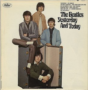 15.06.1966 .Релиз - Yesterday and Today (Capitol)