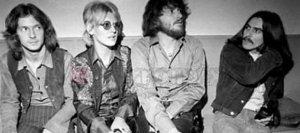 George Harrison с группой Delaney & Bonnie(1969)