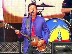 Пол Маккартни - концерт в Санкт-Петербурге (20/06/2004)