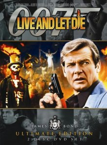 1973--фильм о Джеймсе Бонде Live and Let Die,начали показывать в кинотеатрах.