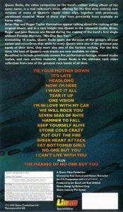 не правда. трек «Sheer Heart Attack» имел визуальное воплощение на видеосборнике 98-го года Queen Rocks