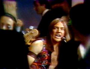 Фарнер на одном из первых теле-выступлений - Playboy After Dark