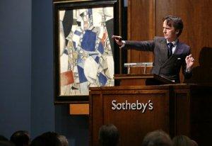Cледует рекомендовать продажу данной информации на аукционе Sotheby's