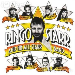 Ринго и его All-Stars Band первого созыва даёт сегодня(9 августа) в 1989 году концерт в Mann Music Theater,Филадельфия,штат Пенсильвания.http://www.youtube.com/watch?v=6ZfAIFaja5I