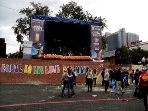 Несмотря на непогоду, разогнавшую половину зрителей, фестиваль Cover-Beat-2011 всё-таки состоялся. Мало того, даже удался.