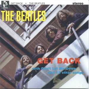 Get Back version one, May 1969:
