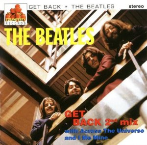 Get Back version two, January 1970: