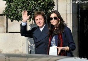 Paul McCartney to Wed This Weekend!