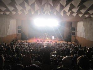 Ура, концерт состоялся! Впечатлений масса!