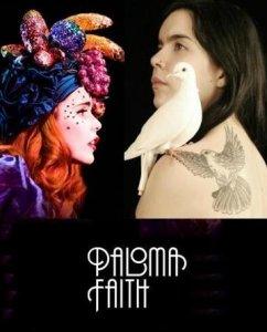'Палома' в переводе с испанского означает «голубка».
