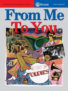 Интервью Джона Леннона Морису Хиндлу [Maurice Hindle] 1968 г. опубликовано в журнале FROM ME TO YOU #37 (2011/3):