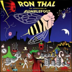 Ron Thal - The Adventures of Bumblefoot (Shrapnel Records,1995)