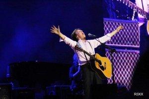 Маккартни даст грандиозный бесплатный концерт в центре Мехико