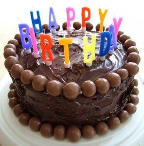 Поздравляю с Днём рождения!