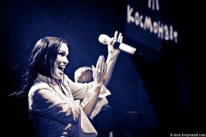 Был вчера на концерте Тарьи Турунен...
