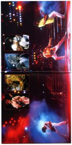 Queen - Live At Wembley Stadium (2003) - inner