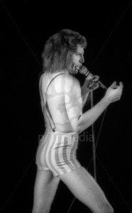 Концерт в Уэльсе 1976 год.