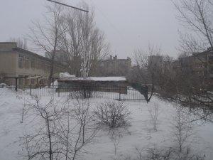 Где-то далеко в памяти моей сейчас как в детстве тепло, но память укрыта такими большими снегами!