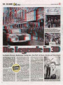 13.04.2012 - празднование юбилея Star Club в Гамбурге
